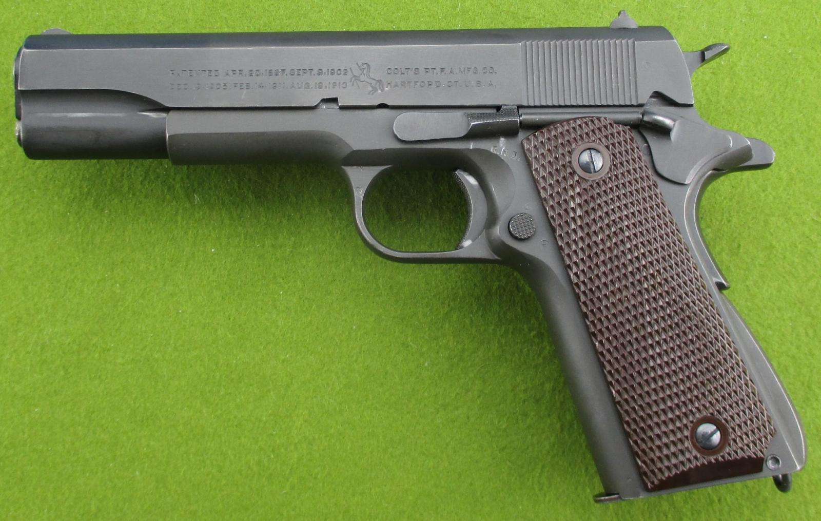 M1911A1 Canadian Lend-Lease