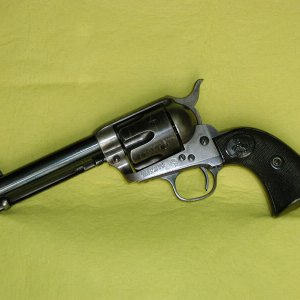 45 Colt shipped to Walter Tips, Austin, TX in 1896